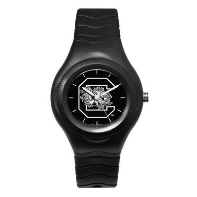South Carolina Gamecocks Men's Shadow Black Sports Watch