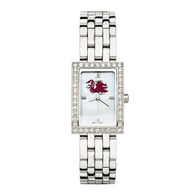 South Carolina Gamecocks Women's Allure Stainless Steel Watch