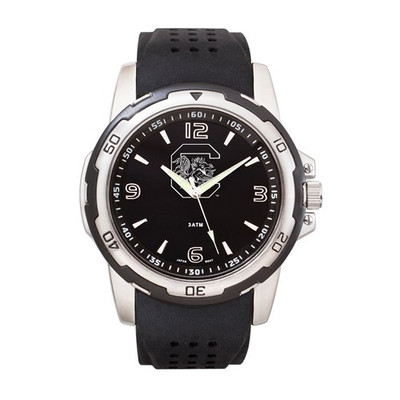 South Carolina Gamecocks Men's Stealth Sports Watch
