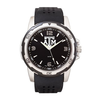 Texas A&M Aggies Men's Stealth Sports Watch