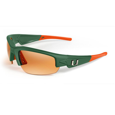 Miami Hurricanes MAXX HD Sunglasses