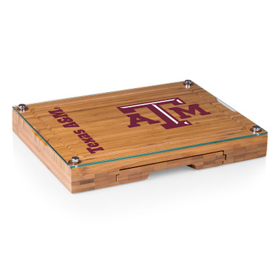 Texas A&M Aggies Concerto Bamboo Cutting Board