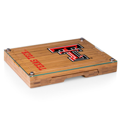 Texas Tech Red Raiders Concerto Bamboo Cutting Board