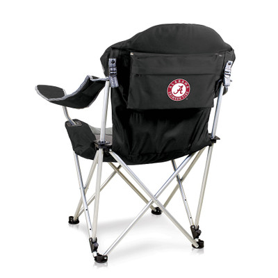 Alabama Crimson Tide Reclining Camp Chair