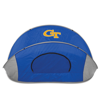 Georgia Tech Yellow Jackets Manta Sun Shelter