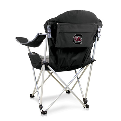 South Carolina Gamecocks Reclining Camp Chair