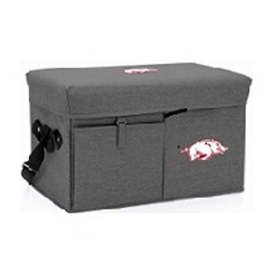 Arkansas Razorbacks Ottoman Cooler