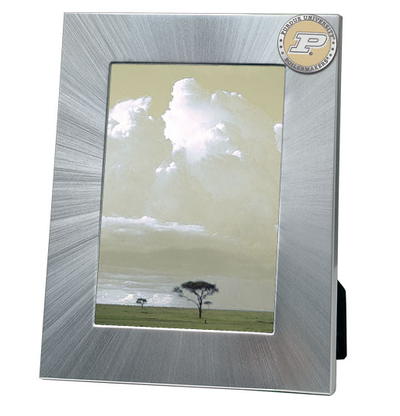 Purdue Boilermakers 5x7 Picture Frame | Heritage Pewter | FR10222EYLG