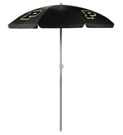 Purdue Boilermakers Beach Umbrella | Picnic Time | 822-00-179-514-0