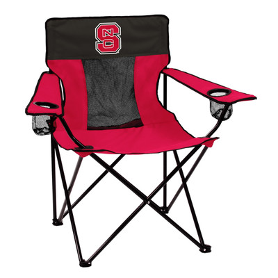 NC State Wolfpack Elite Tailgate Chair | Logo Chair | 186-12E