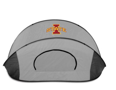 Iowa State Cyclones  Manta Sun Shelter - Gray