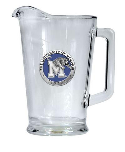 Memphis Tigers Beer Pitcher