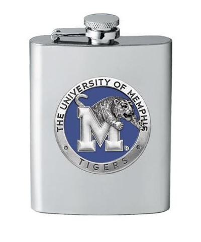 Memphis Tigers Flask