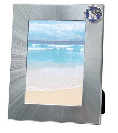 Memphis Tigers 5x7 Picture Frame | Heritage Pewter | FR10320EBLG