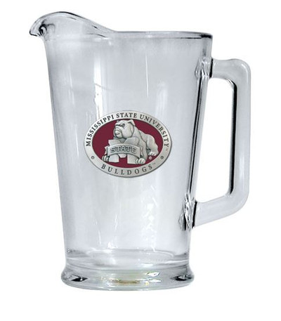 Mississippi State Bulldogs Beer Pitcher - Bulldog