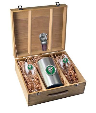 Marshall Thundering Herd Wine Box Set