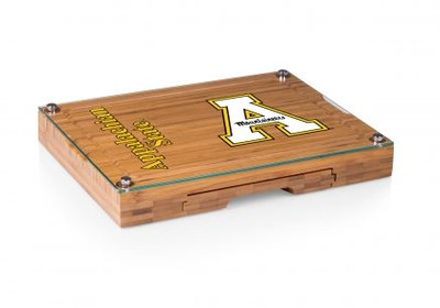 Appalachian State Mountaineers Concerto Bamboo Cutting Board