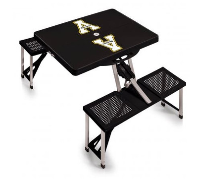 Appalachian State Mountaineers Folding Picnic Table