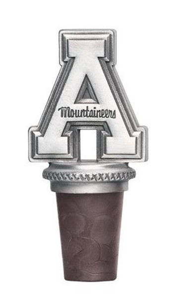 Appalachian State Mountaineers Bottle Stopper