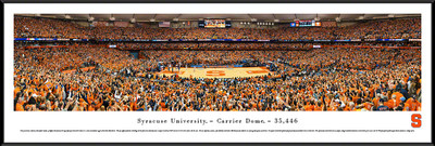 Syracuse Orange Standard Frame Panoramic Photo
