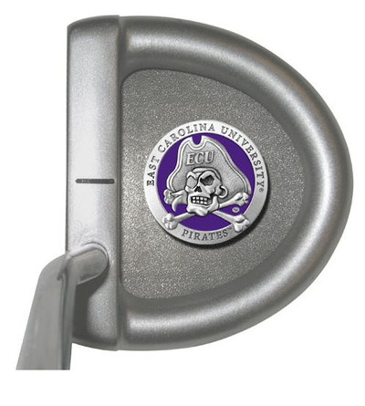 East Carolina Pirates Putter