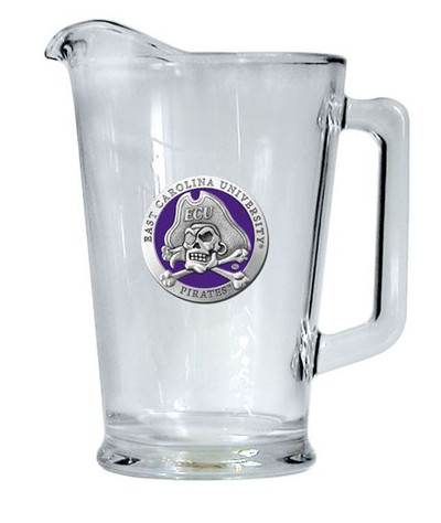 East Carolina Pirates Beer Pitcher