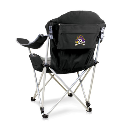 East Carolina Pirates Reclining Camp Chair