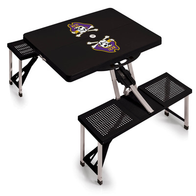 East Carolina Pirates Folding Picnic Table