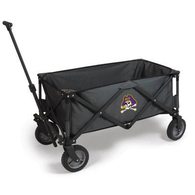 East Carolina Pirates Portable Adventure Wagon