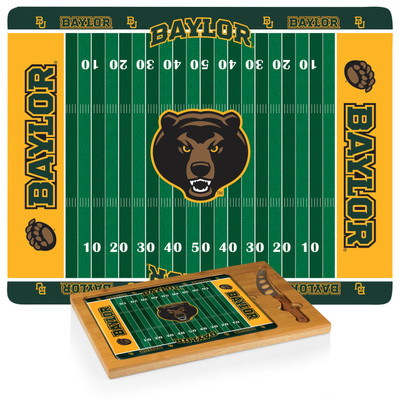 Baylor Bears Icon Cheese Tray