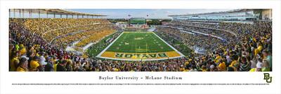 Baylor Bears Panoramic Photo Print