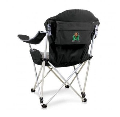 Marshall Thundering Herd Reclining Camp Chair