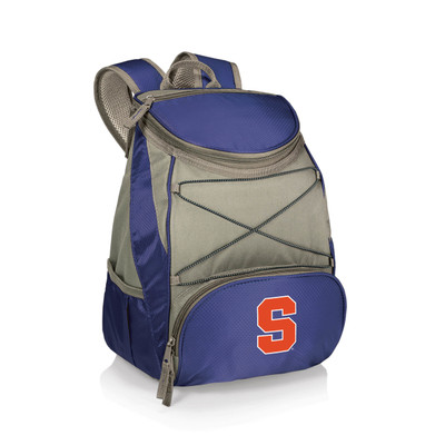 Syracuse Orange Insulated Backpack PTX - Navy