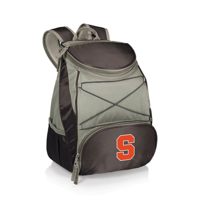 Syracuse Orange Insulated Backpack PTX - Black
