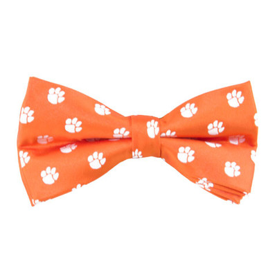 Clemson Tigers Repeat Bow Tie