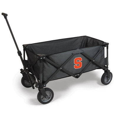 Syracuse Orange Portable Adventure Wagon