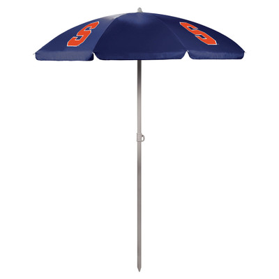 Syracuse Orange Beach Umbrella