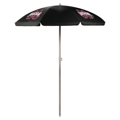 Mississippi St. Bulldogs Beach Umbrella