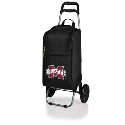 Mississippi St. Bulldogs Rolling Cart Cooler