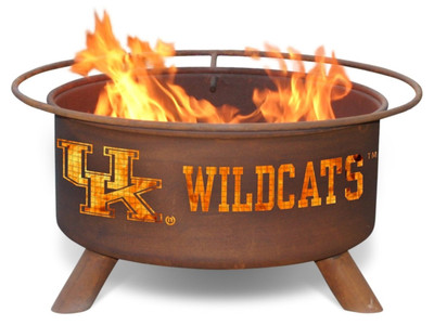 Kentucky Wildcats Portable Fire Pit Grill