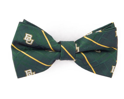Baylor Bears Oxford Bow Tie