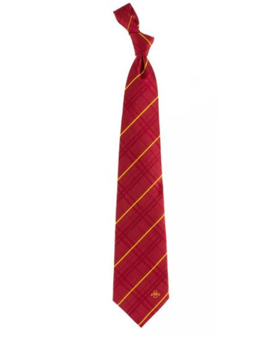 Iowa State Cyclones Oxford Woven Silk Tie | Eagles Wings | 4914