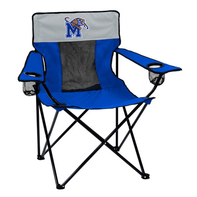 Memphis Tigers Elite Tailgate Chair | Logo Chair |168-12E