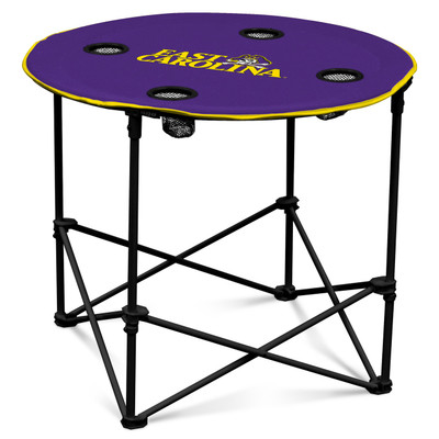 East Carolina Pirates Portable Table