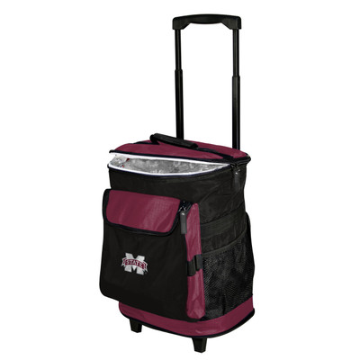 Mississippi St. Bulldogs Rolling Cooler