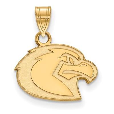 Marquette University 10k Yellow Gold Small Pendant | Logo Art | 1Y026MAR