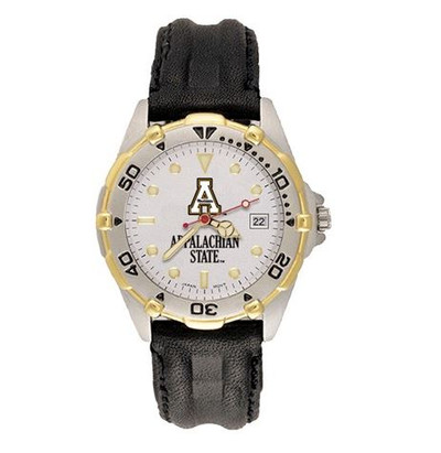 Appalachian State All-Star Leather Men's Watch