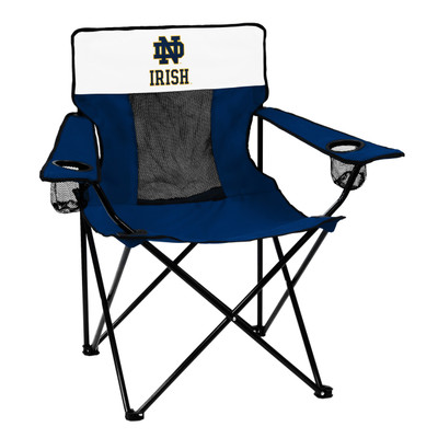 Notre Dame Fighting Irish Elite Tailgate Chair