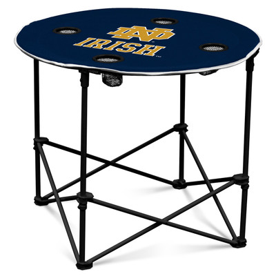 Notre Dame Fighting Irish Portable Table | Logo Chair | 190-31-1