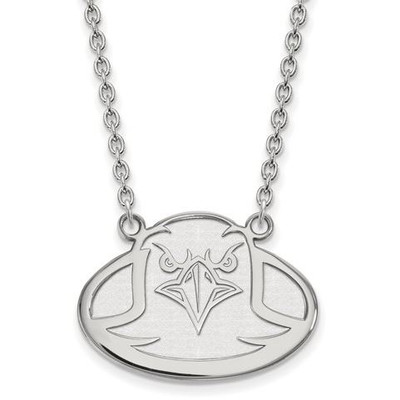Boston College Sterling Silver Large Pendant Necklace